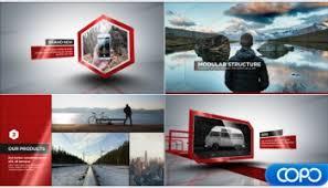 complete corporate presentation video videohive template