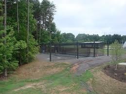 mastodon engineered batting cage system batting cages