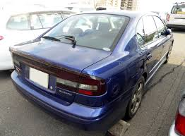 file subaru legacy b4 rs be5 rear jpg wikimedia commons