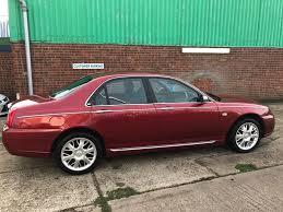 rover 75 1 8 petrol manual 2004 1 year mot 74k in wickford