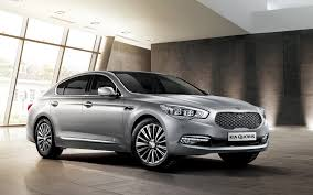 luxury cars inside kia quoris premium luxury sedan kia motors worldwide