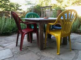 Green Plastic Patio Chairs How To Paint Plastic Patio Furniture Luxurious Furniture Ideas
