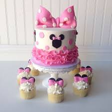 minnie mouse birthday cakes party ideas ph minnie mouse birthday cakes 23 annarae s 1st bday