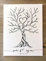 tree guest book clever design tree wedding guest book sheriffjimonline