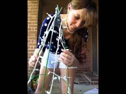 Diy Outdoor Lawn Christmas Decorations How To Make Your Own Christmas Tree Lawn Ornament Youtube