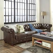 Tufted Chesterfield Sofa by French Traditional Sofa Wayfair