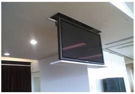 Drop Down Tv From Ceiling by Remote Motorized Electric Actuator Tv Drop Down Lift Pop Ceiling