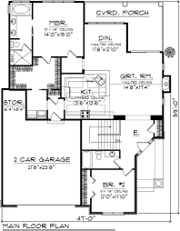 size of a 3 car garage decoration two bedroom bath house plans 2 3 car garage arts