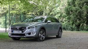 peugeot 508 interior 2016 peugeot 508 rxh 2 0 litre 180bhp diesel review changing lanes