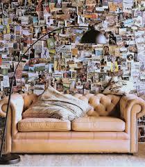 diy livingroom decor diy amazing diy postcard wall art decoration in living room idea