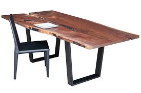 Walnut Dining Room by Walnut Dining Table Live Edge Furniture By Elko Hardwoods