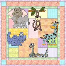 applique patterns animal applique patterns baby quilts applique baby quilt kits baby