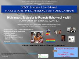 webinars hbcu center for excellence