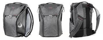 peak design kickstarts new edc bags recoil offgrid