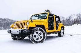 yellow jeep wrangler unlimited bangshift com 2015 jeep wrangler unlimited sahara