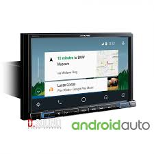 alpine x802d u 8 u201d touch screen navigation with tomtom maps