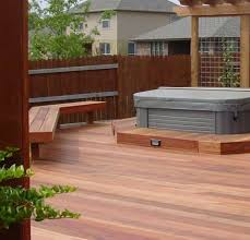 Deck Wood Bench Seat Plans by 117 Best Built In Deck Seating Benches Planters Images On