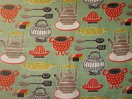 Retro Kitchen Curtains 1950s by 40 Best Vintage Images On Pinterest Vintage Kitchen Colors And