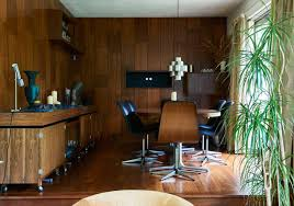 rich home interiors these rich rosewood interiors are the highlight of this 70 s home