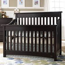 Bonavita Convertible Cribs Bonavita Peyton Lifestyle Crib Espresso Baby