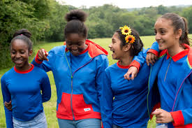 girls parents guide uniform information for parents girlguiding