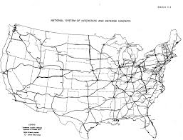 Illinois Interstate Map by Interstate System Add Requests March 1970
