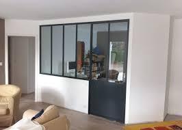 cloison vitr bureau pose cloison vitree 3 projet appart cloison vitre