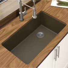 brown kitchen sinks brown kitchen sinks for less overstock com