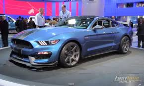 fastest stock mustang made 2016 ford mustang shelby gt350r 2015 detroit auto fast