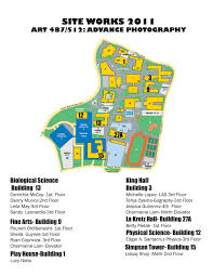 Colorado State University Campus Map by News U0026 Events California State University Los Angeles