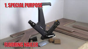 Bostitch Flooring Nailer Owners Manual by Air Nailers Buying Guide From Canadian Tire Youtube