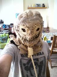 Scarecrow Mask Scarecrow Mask By Vannin On Deviantart