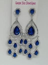 blue chandelier earrings royal blue chandelier earrings blue chandelier chandelier
