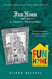 fun home a family tragicomic alison bechdel 8601401249436