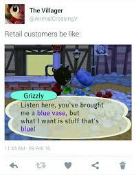 Animal Crossing Villager Meme - animal crossing villager