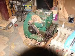 found a 2 cylinder ac lister diesel