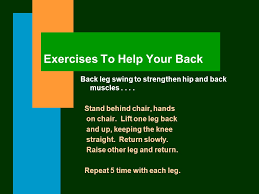 Chair Lifting Experiment Back Safety U0026 Safe Lifting Ppt Video Online Download
