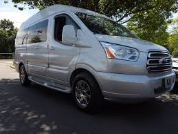 used custom luxury conversion vans