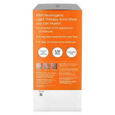 does neutrogena light therapy acne mask work neutrogena light therapy acne mask target