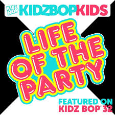 cake by the ocean by kidz bop kids children u0027s pandora
