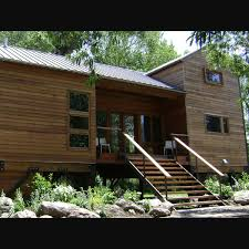 studio bna architects athens georgia fishing cabin