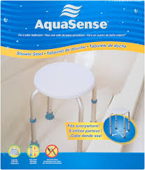 aquasense shower stool sku 057565705147