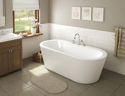 Lowes Freestanding Bathtubs Free Standing Bath Tubs With Unique Concept U2014 Wedgelog Design