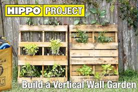 how to build a vertical wall garden love your garden inspiration