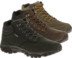 boots uk waterproof merrell moab mens casual waterproof walking boots leeds