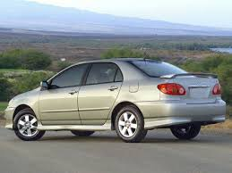 2003 toyota corolla mpg automatic 2004 toyota corolla ce 4dr sedan information