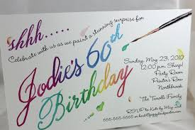 template sophisticated 60th birthday invitations in spanish with