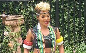 kelly khumalo s recent hairstyle zandi khumalo shares pics nangu makoti music video zalebs