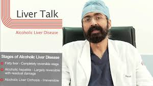 liver talk by dr soin alcoholic liver disease youtube