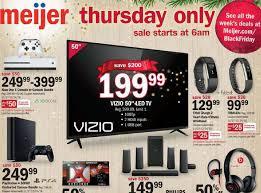 meijer black friday deals ad scan gazette review